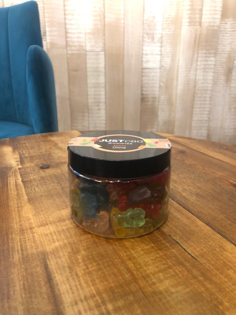Review of The JustCBD Gummies: